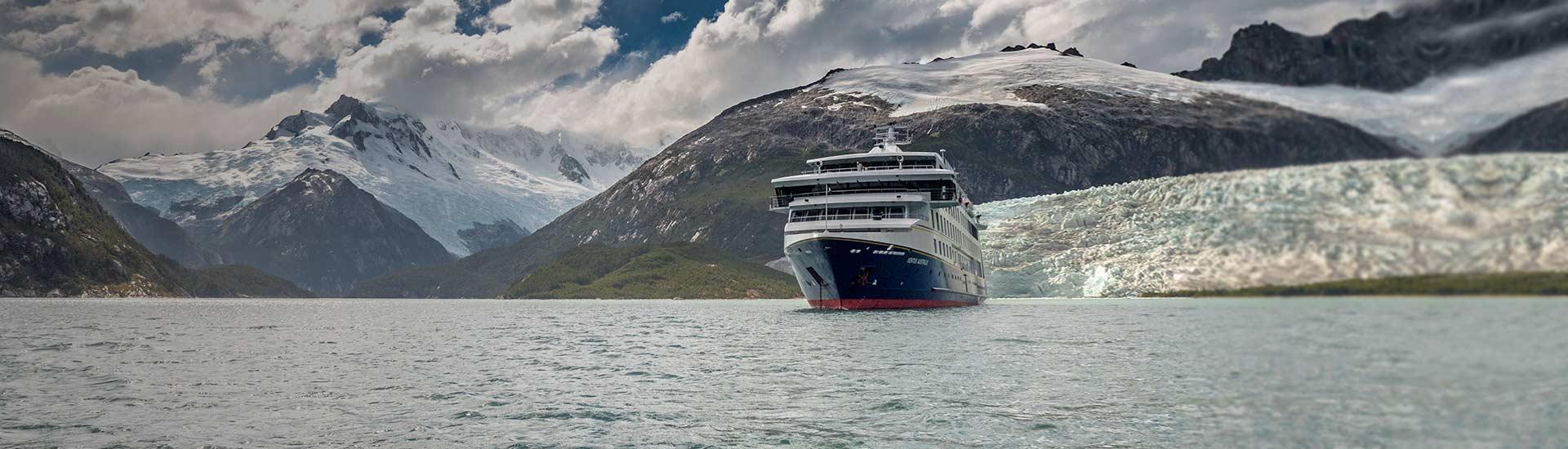 ofertas de viaje Crucero Australis