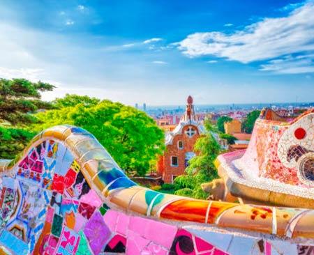 Guia de Viajes Barcelona