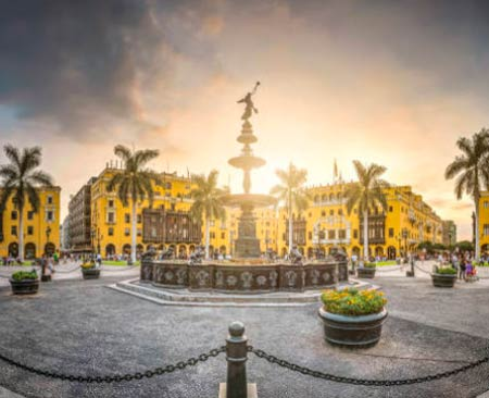 Guia de Viajes Lima Perú