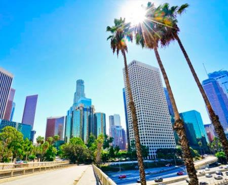 Guia de viajes Los Angeles Estados Unidos