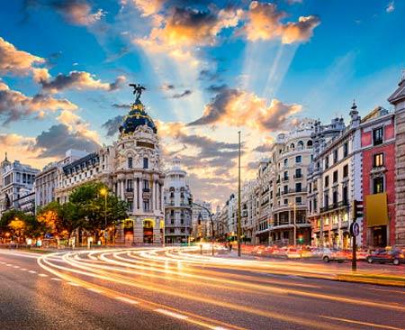 Guia de Viajes Madrid