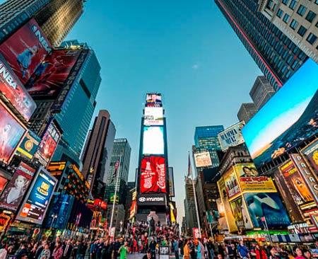 Guía de viaje Nueva York Estados Unidos