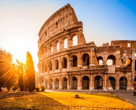 Guia de viajes Roma Italia