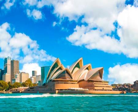 Guia de viaje Sydney Australia