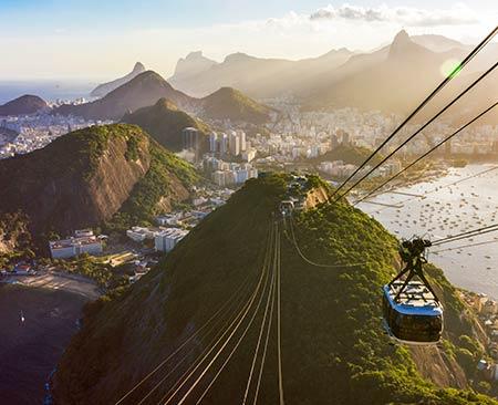 Guia de Viajes Rio de Janeiro Brasil