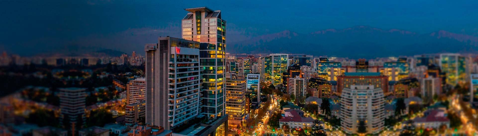 oferta hotel w santiago