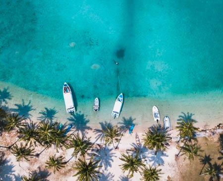 Las mejores playas del Caribe que debes conocer