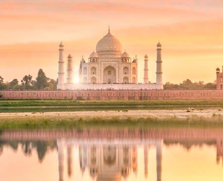 viaje de colección India y Nepal
