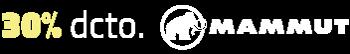 30% descuento en tiendas mammut